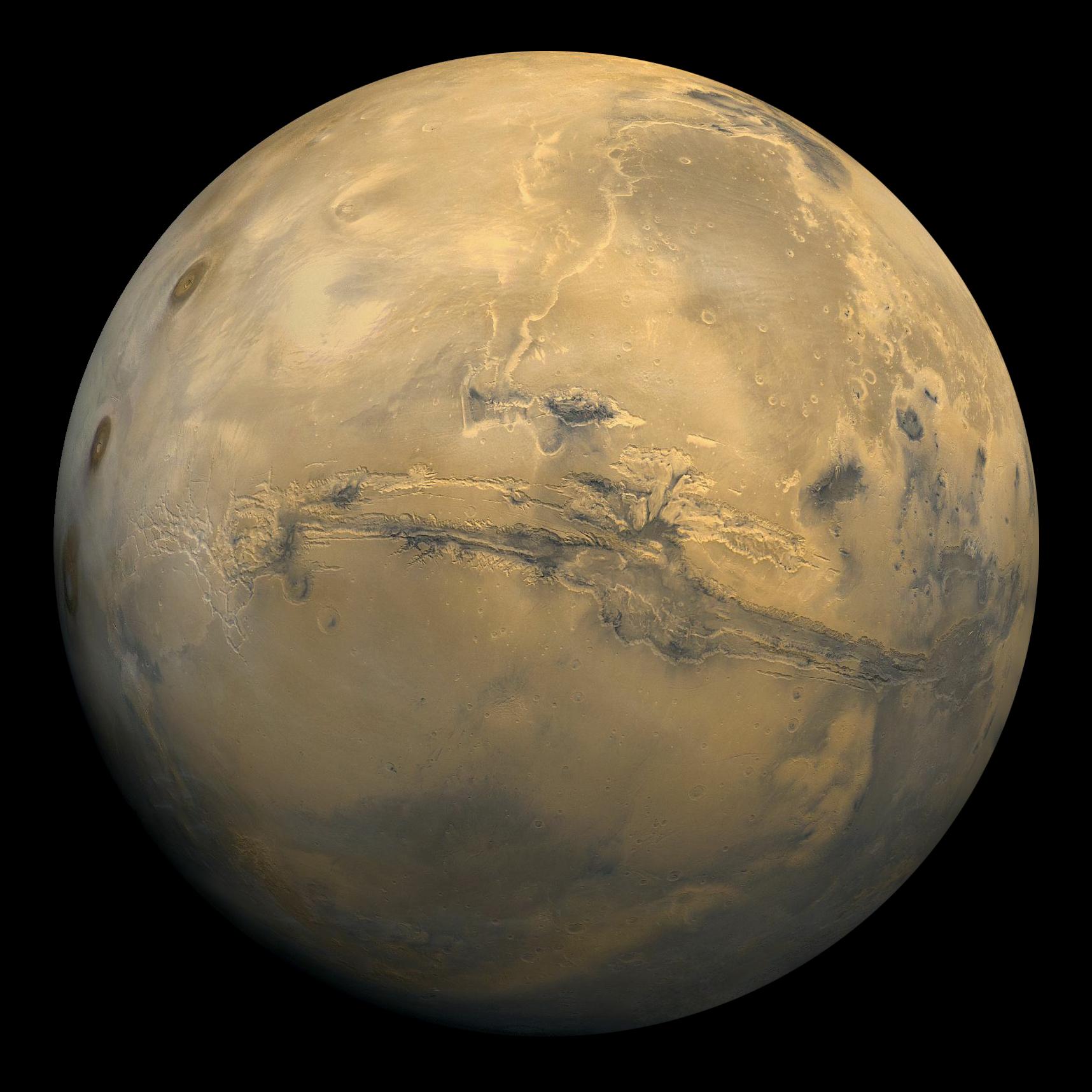 Bufale – I veri colori di Marte