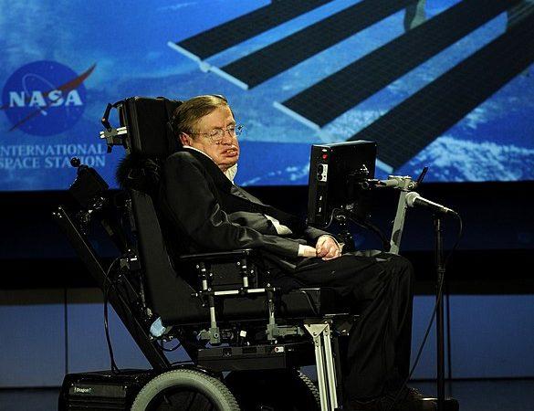 Stephen Hawking, scienziato e icona pop