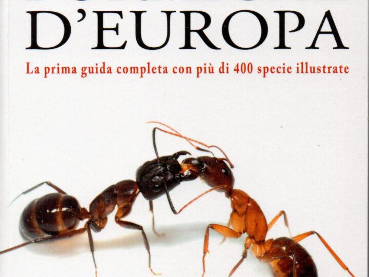 Libri – Guida alle formiche d'Europa